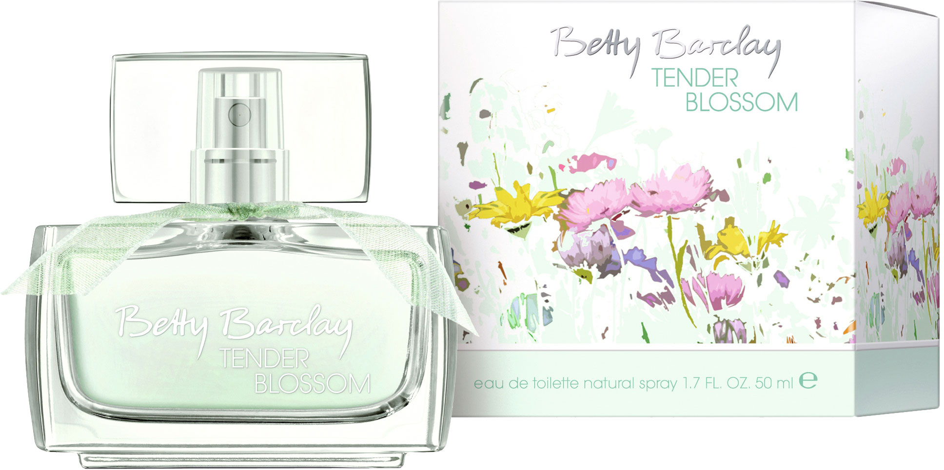 Spring has sprung spray technology marketing for Betty barclay