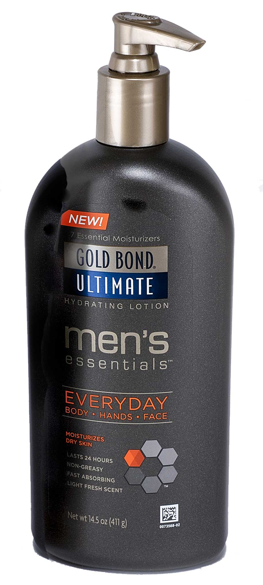goldbond men The makers of gold bond do not manufacture private label brands wwwgoldbondultimatecom gold bond men's essentials hydrate lotion, everyday, 145 oz close.