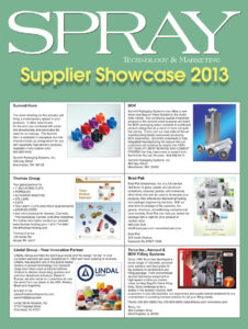 Click on the image to see the Supplier Showcase.