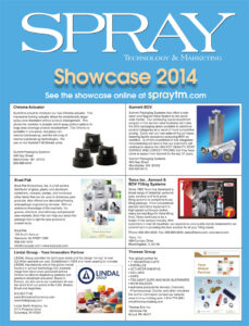 Click here to see the  2014 SPRAY SHOWCASE