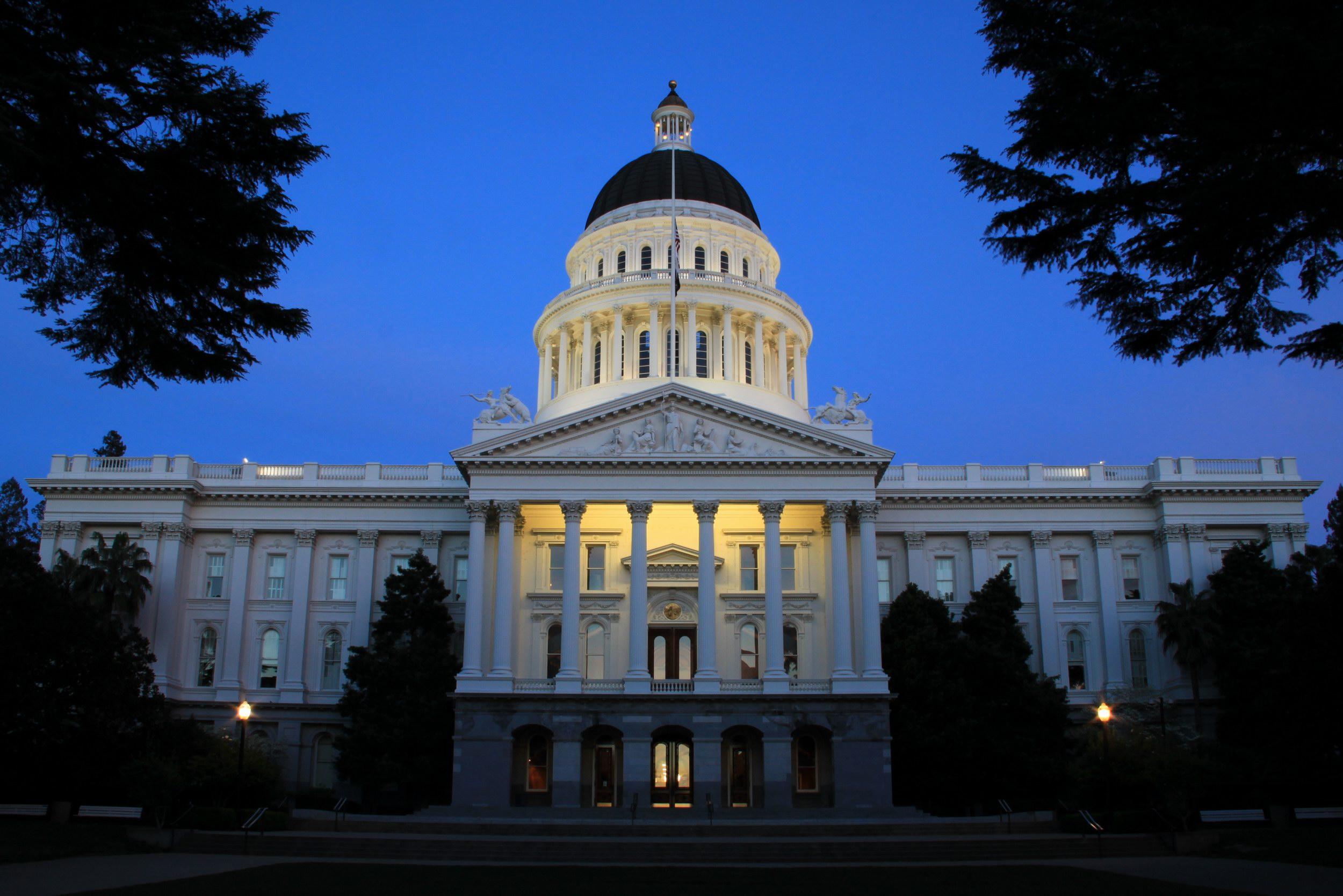 California-State-Capitol-Sacramento-California