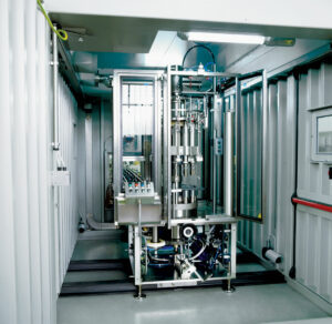 Coster Rotary Gassing Equipment