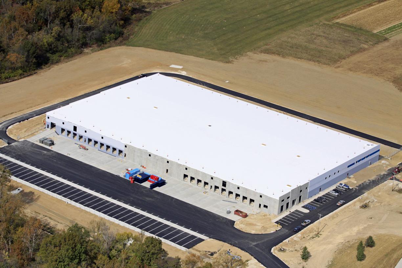 PLZ Aeroscience Global Distribution Center - December 2015