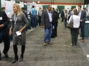 Trade show floor opens at SCC Midwest Suppliers Day