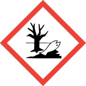 aquatic toxicity pictogram