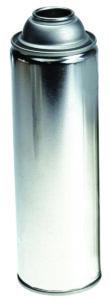 Steel aerosol can